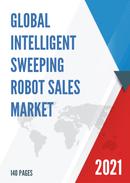Global Intelligent Sweeping Robot Sales Market Report 2021