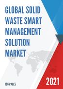 Global Solid Waste Smart Management Solution Market Size Status and Forecast 2021 2027