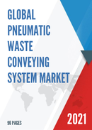 Global Pneumatic Waste Conveying System Market Size Status and Forecast 2021 2027