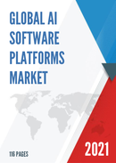 Global AI Software Platforms Market Size Status and Forecast 2021 2027