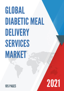 Global Diabetic Meal Delivery Services Market Size Status and Forecast 2021 2027
