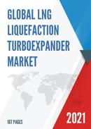 Global LNG Liquefaction Turboexpander Market Research Report 2021