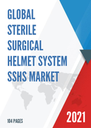Global Sterile Surgical Helmet System SSHS Market Research Report 2021
