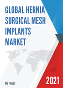 Global Hernia Surgical Mesh Implants Market Research Report 2021