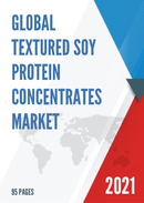 Global Textured Soy Protein Concentrates Market Research Report 2021