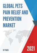 Global Pets Pain Relief and Prevention Market Research Report 2021
