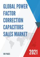 Global Power Factor Correction Capacitors Sales Market Report 2021