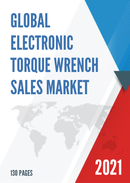 Global Electronic Torque Wrench Sales Market Report 2021