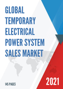 Global Temporary Electrical Power System Sales Market Report 2021