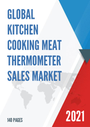 Global Kitchen Cooking Meat Thermometer Sales Market Report 2021