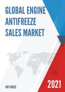 Global Engine Antifreeze Sales Market Report 2021