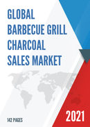 Global Barbecue Grill Charcoal Sales Market Report 2021