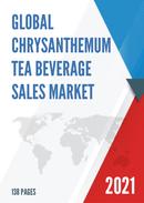 Global Chrysanthemum Tea Beverage Sales Market Report 2021