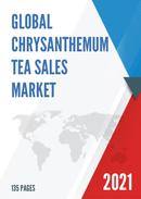 Global Chrysanthemum Tea Sales Market Report 2021