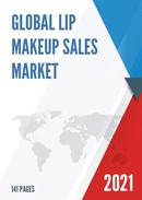 Global Lip Makeup Sales Market Report 2021