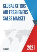 Global Citrus Air Fresheners Sales Market Report 2021