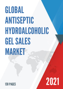 Global Antiseptic Hydroalcoholic Gel Sales Market Report 2021