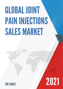 Global Joint Pain Injections Sales Market Report 2021