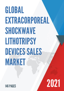 Global Extracorporeal Shockwave Lithotripsy Devices Sales Market Report 2021