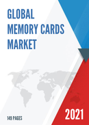 Global Memory Cards Market Insights and Forecast to 2027