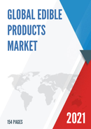 Global Edible Products Market Insights and Forecast to 2027