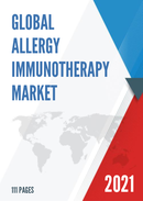 Global Allergy Immunotherapy Market Insights and Forecast to 2027