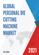 Global Personal Die Cutting Machine Market Insights and Forecast to 2027