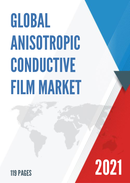 Global Anisotropic Conductive Film Market Insights and Forecast to 2027