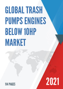 Global Trash Pumps Engines below 10hp Market Insights and Forecast to 2027