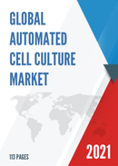 Global Automated Cell Culture Market Insights and Forecast to 2027