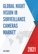 Global Night Vision IR Surveillance Cameras Market Insights and Forecast to 2027