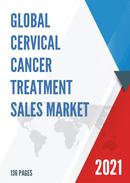 Global Cervical Cancer Treatment Sales Market Report 2021