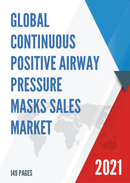 Global Continuous Positive Airway Pressure Masks Sales Market Report 2021