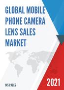 Global Mobile Phone Camera Lens Sales Market Report 2021