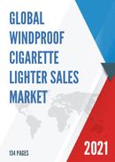 Global Windproof Cigarette Lighter Sales Market Report 2021