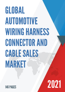 Global Automotive Wiring Harness Connector and Cable Sales Market Report 2021