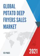 Global Potato Deep Fryers Sales Market Report 2021