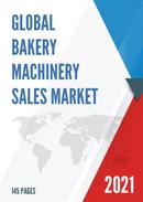 Global Bakery Machinery Sales Market Report 2021