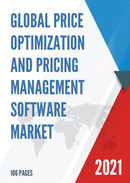 Global Price Optimization and Pricing Management Software Market Size Status and Forecast 2021 2027