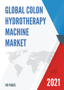 Global Colon Hydrotherapy Machine Market Insights and Forecast to 2027