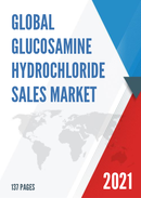 Global Glucosamine Hydrochloride Sales Market Report 2021