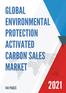 Global Environmental Protection Activated Carbon Sales Market Report 2021