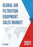 Global Air Filtration Equipment Sales Market Report 2021