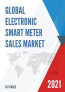 Global Electronic Smart Meter Sales Market Report 2021