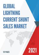 Global Lightning Current Shunt Sales Market Report 2021