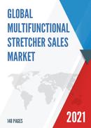 Global Multifunctional Stretcher Sales Market Report 2021