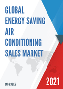 Global Energy saving Air Conditioning Sales Market Report 2021