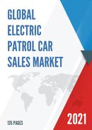 Global Electric Patrol Car Sales Market Report 2021