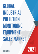 Global Industrial Pollution Monitoring Equipment Sales Market Report 2021
