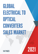 Global Electrical to Optical Converters Sales Market Report 2021